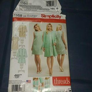 Simplicity 1168 Size 6-14